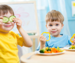 EYFS Healthy Eating Blog