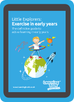 eGuide: exercise in early years