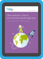 eGuide: learning through play